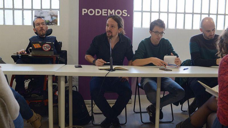 Iglesias advierte que no podrá haber 'partidos dentro del partido' después de la Asamblea