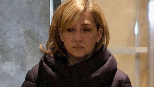 La infanta Cristina consigue indignar a toda España, que le dio todo lo que es y lo que tiene