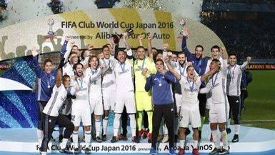 Un 'hat-trick' de Cristiano y un excelso Benzema dan el Mundialito al Real Madrid