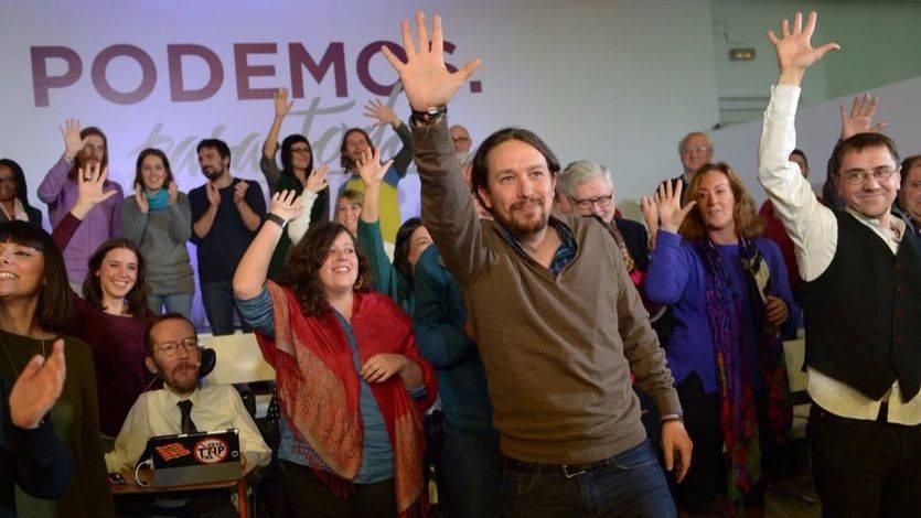 Iglesias presenta su equipo para la Asamblea de Podemos pero promete dejar hueco a los que faltan