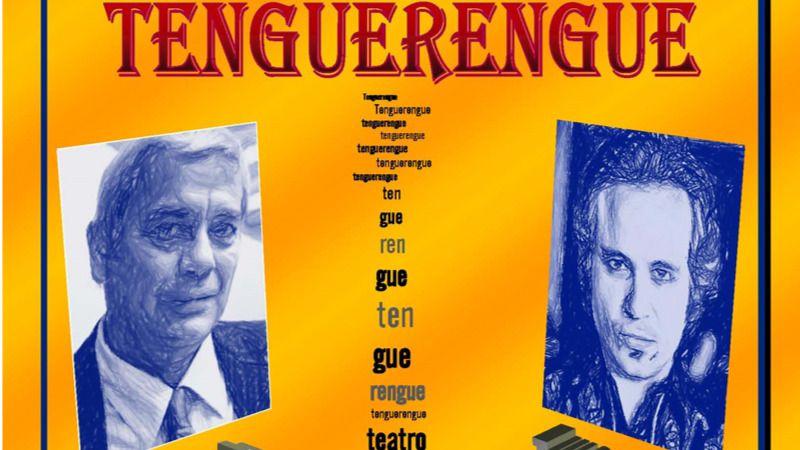 El copia y pega se sube a los escenarios con el original espectáculo Tenguerengue