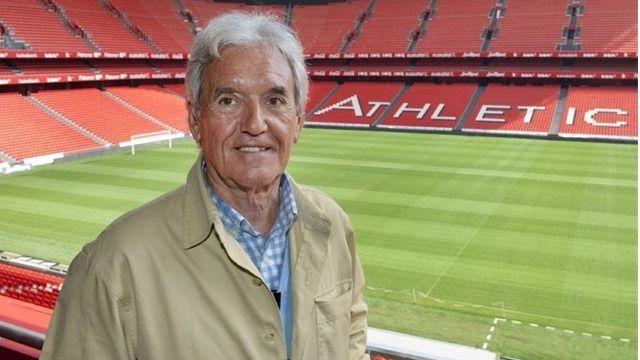 Muere Fidel Uriarte, uno de los goleadores históricos del Athletic