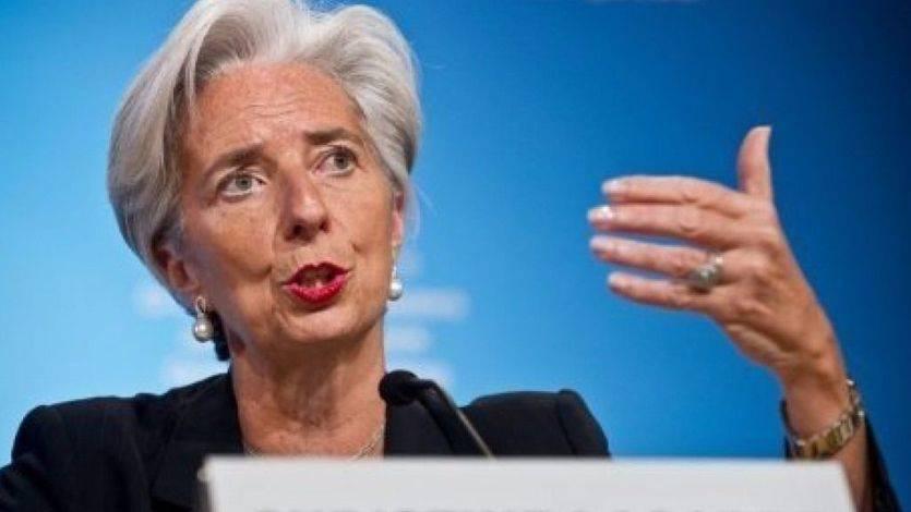Christine Lagarde, culpable de negligencia en su gestión en el caso Tapie