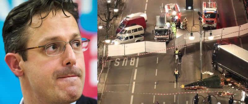 La ultraderecha alemana dispara tras el atentado de Berlín: son 'muertos de Merkel'