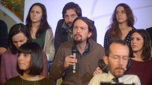 Iglesias vuelve a amagar con renunciar si pierde la votación política en Vistalegre II