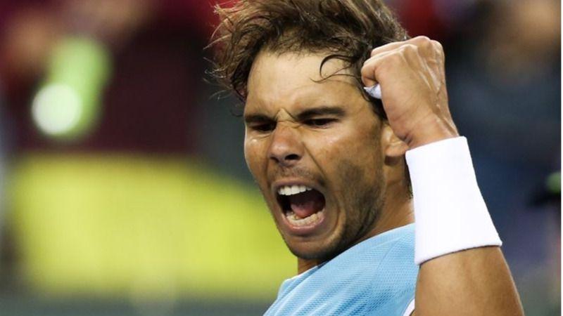 Más ambicioso y optimista, imposible: Rafa Nadal quiere 'ganarlo todo' en 2017