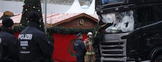 Las autoridades alemanas creen que el autor del ataque está huido y armado