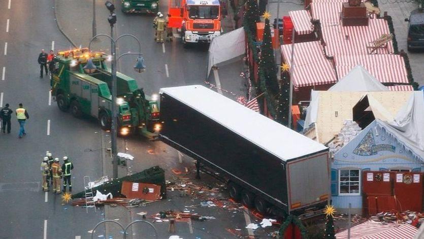 Liberado el único sospechoso detenido por el atentado en Berlín