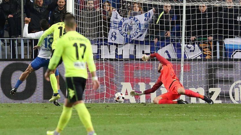 El Córdoba elimina al Málaga en la Rosaleda (3-4) y da la primera gran sorpresa de la Copa