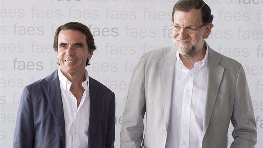 'Génova' estudia estas vías para reemplazar a FAES y pasar página al divorcio de Aznar