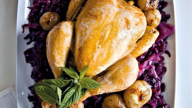 Trucos para deshuesar un pollo o pavo para Navidad
