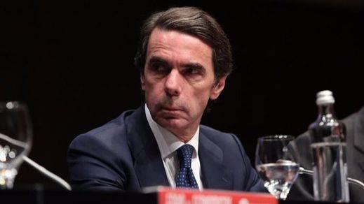¿Prepara Aznar otro partido para hacer frente al PP y volver a la política?