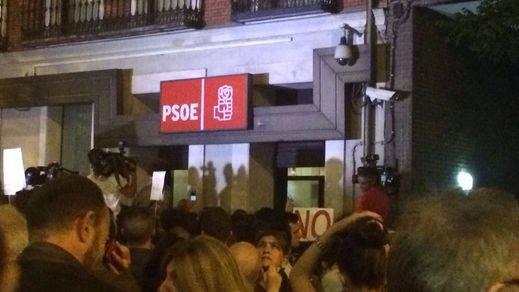 La lotería premia a los políticos: el PSOE de la gestora y el PCE se llevan una alegría