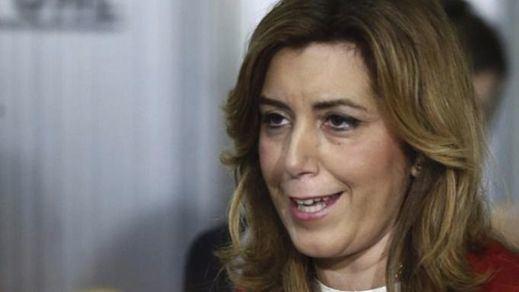 Susana Díaz sigue sin aclarar si se presentará a las primarias del PSOE