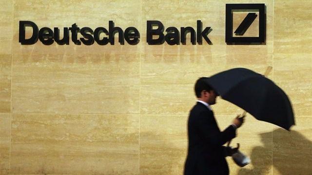 Alivio internacional con la solución definitiva para Deutsche Bank en el caso de las hipotecas basura
