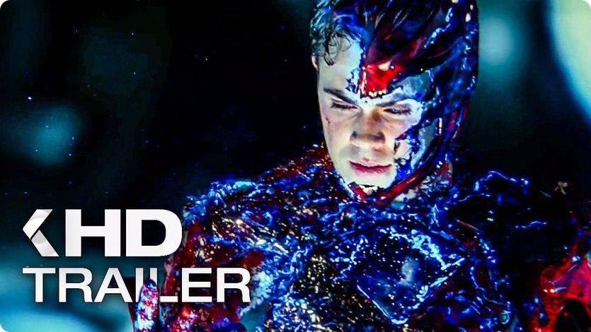 Así son los sorprendentes nuevos 'Power Rangers' de cine
