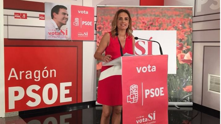 Diputada del PSOE Susana Sumelzo