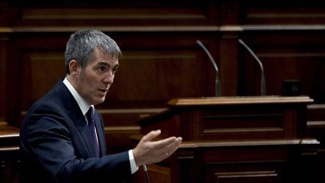 Presidente del Gobierno de Canarias
