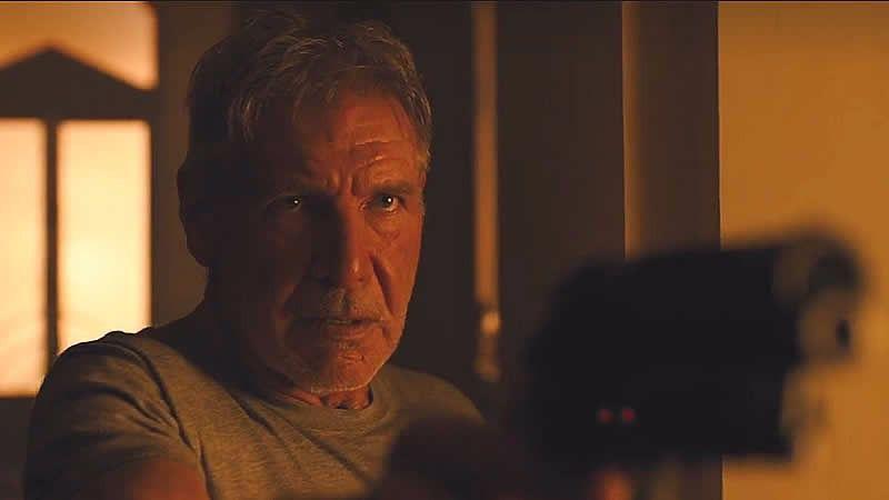 Harrison Ford deja claro que la secuela de 'Blade runner' desvelará el mayor misterio de la original