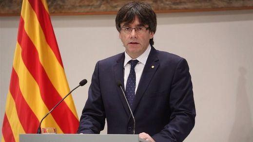 ¿Marcha atrás de Puigdemont?: funda el Pacto por el Referéndum para lograr una consulta