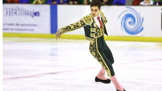 El campeonísimo Javier Fernández pretende que en España no se olvide el patinaje cuando se retire
