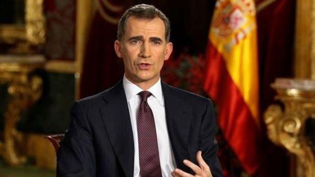 La 'espantada' de TV3, protagonista en un día marcado por el mensaje navideño de Felipe VI