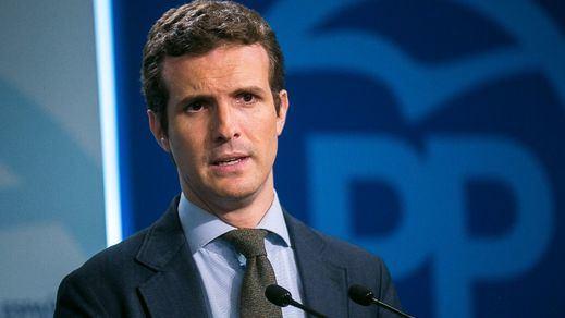 > PP, PSOE y Ciudadanos alaban un discurso