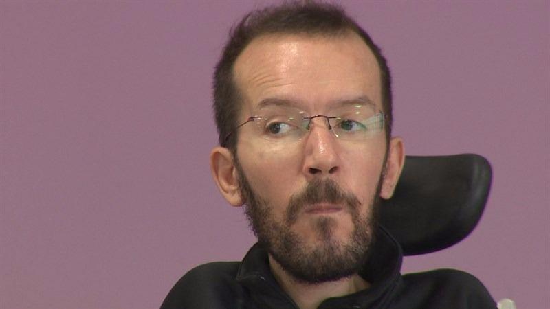 Echenique calma las aguas y explica su controvertida posición sobre el negro futuro de Podemos
