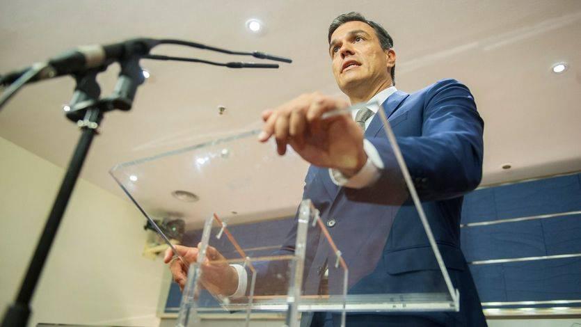 El cónclave de los 'sanchistas' coloca una alfombra roja al líder ausente para que 'resintonice' el PSOE con la izquierda