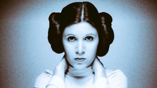 Los mejores homenajes de los internautas a Carrie Fisher, la mítica Princesa Leia