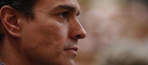 Pedro Sánchez insinúa que acepta el reto de concurrir a las primarias del PSOE