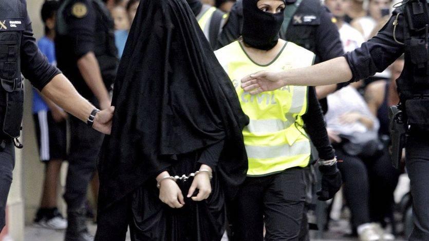 Detenidas en Turquía 2 españolas integradas en el Estado Islámico