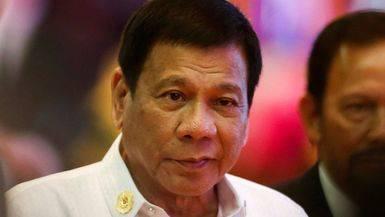Todas las locuras del presidente de Filipinas, Rodrigo Duterte