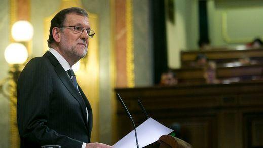 PSOE y Ciudadanos pretenden sentar a Rajoy en el 'banquillo' del Congreso por la financiación del PP