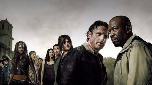 'The Walking Dead' durará al menos... ¡12 temporadas!
