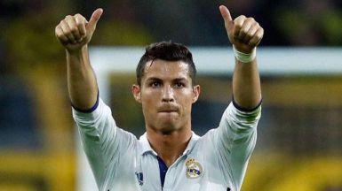 La escandalosa cantidad que ofrecieron por Cristiano Ronaldo desde China te dejará sin aliento...