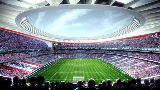 El nombre de la estación del estadio del Atlético 'pasa' de Wanda
