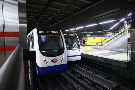 Metro de Madrid convoca una bolsa de empleo para cubrir 40 puestos técnicos