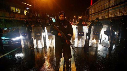 Estado Islámico reivindica el atentado de Año Nuevo en Estambul