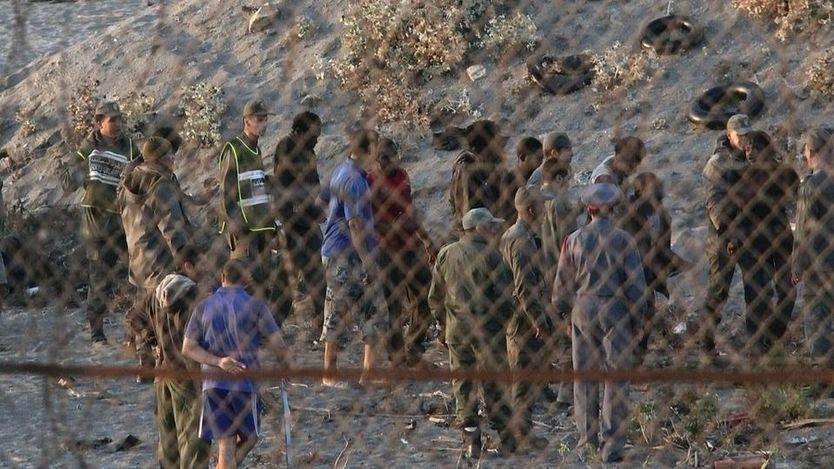 Amnistía Internacional denuncia un aumento de las devoluciones en caliente en Ceuta