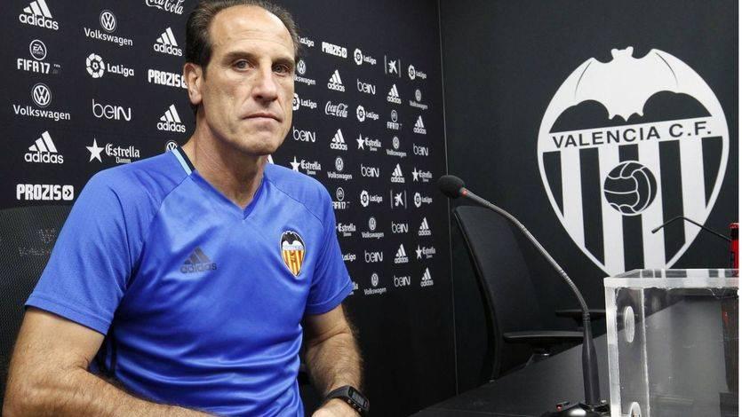 Voro presume de que el Valencia le ha dado 'total confianza'