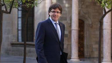 Carles Puigdemont, entre los 'enemigos públicos' potenciales de 2017