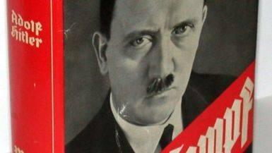 Impactante: el 'Mein Kampf' de Hitler se convierte en un best-seller