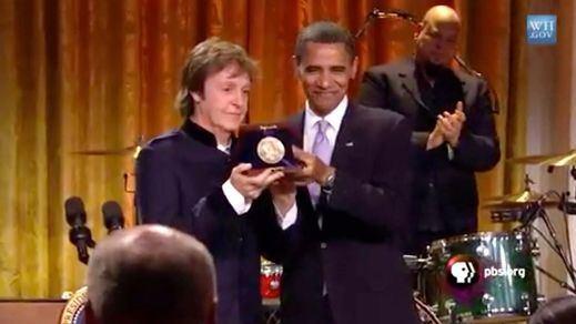 Obama se despedirá de la Casa Blanca con McCartney, Springsteen o Beyoncé mientras Trump no tiene quien le cante