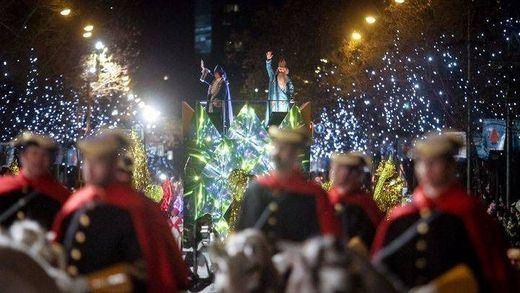 Madrid recurrió a la tradición para evitar polémicas con la cabalgata de Reyes Magos