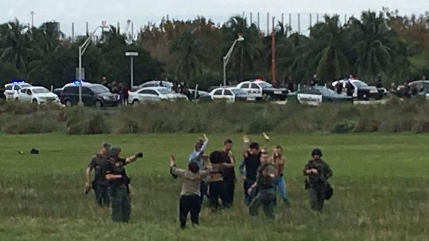 El terrorismo vuelve a EEUU: cinco muertos y ocho heridos por disparos de una persona en el aeropuerto de Florida