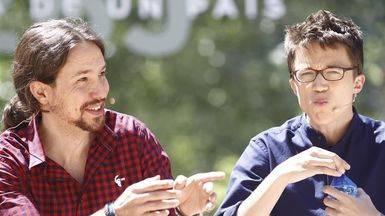 Podemos: 'errejonistas' y anticapitalistas hacen frente común contra el centralismo en torno a Pablo Iglesias