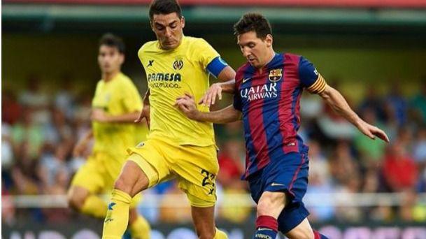 El Barça también fracasa en Liga: sólo empata en Villarreal y ya no es ni segundo en la tabla (1-1)