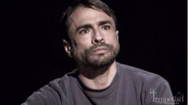 Javi Rodenas, un actorazo castellano manchego que viaja de la Tempestad a Lorca y a la Historia de España