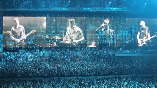 Barcelona será la única ciudad española en la que U2 celebrará el 30 aniversario de 'The Joshua Tree'